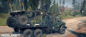 KrAZ 6322 Truck v 0.1, 1 photo