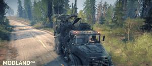 KrAZ 6322 Truck v 0.1, 4 photo