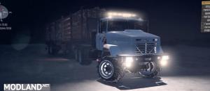 """KraZ-63221 """"Ali"""" Truck, 3 photo"""