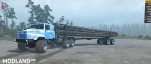 """KraZ-63221 """"Ali"""" Truck, 1 photo"""