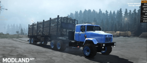 """KraZ-63221 """"Ali"""" Truck, 2 photo"""