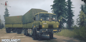 Tatra -815 (VVN 20) Truck v 1.1