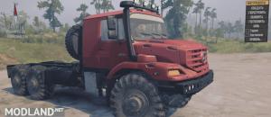 Zentros Truck