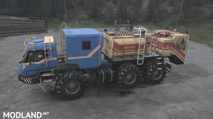 Azov 4220 Antarctic Truck v02.07.20, 4 photo