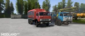 KamAZ 4310 and 55102, 5 photo