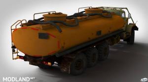 KrAZ-256 8x8, 4 photo