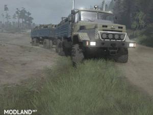 Kraz 6322 Truck v 1.1