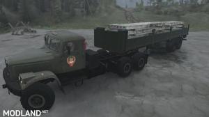 KRAZ RSK Truck v30.06.20