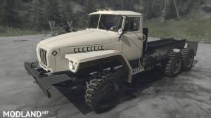 Ural-4320 Truck v01.07.20