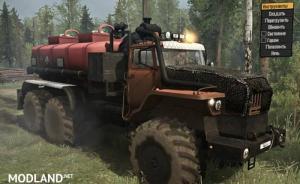 """Ural """"Polarnik"""" Truck v05.12.17"""