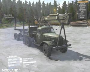 Zil-157 mod from DLC Chernobyl v10.06.19