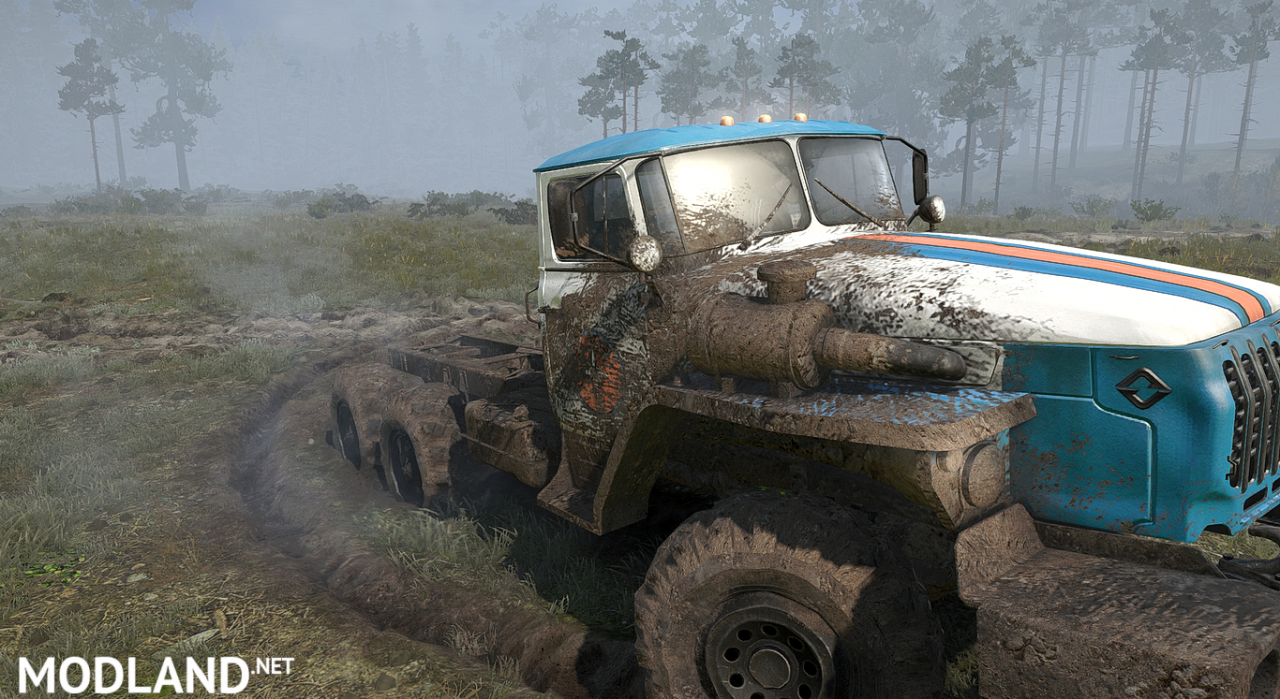 Realistic dirt