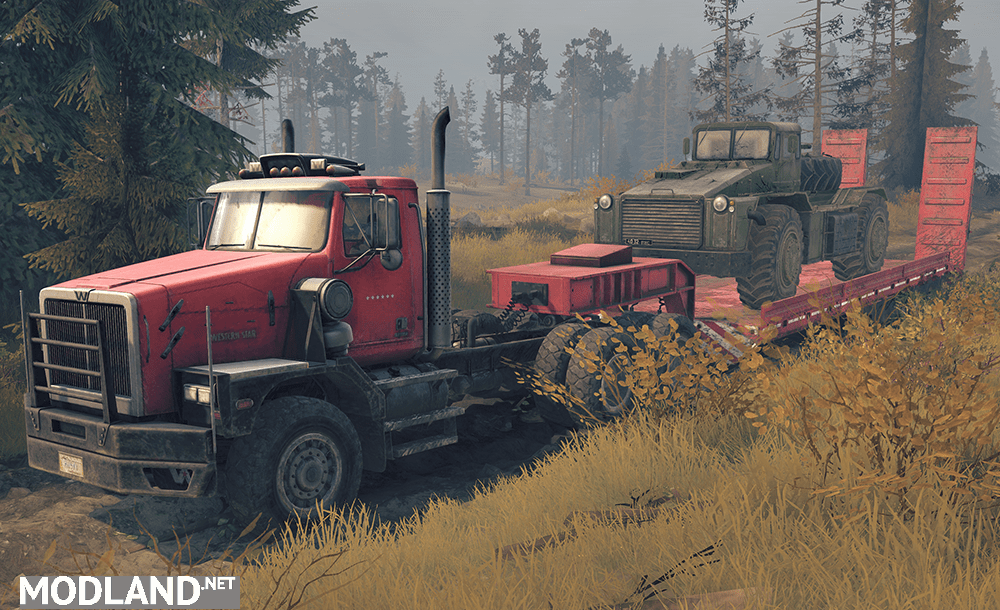 Spintires Graphics Overhaul