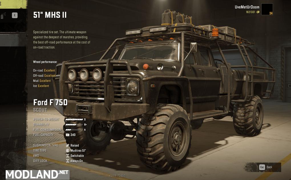 F750 beast edition attempt #2