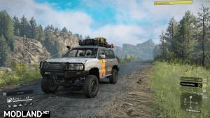 Toyota Land Cruiser 105 1.0 Mod