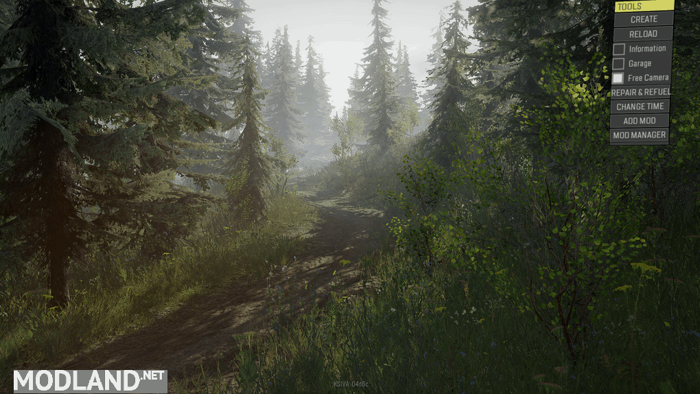 Creek/Small test of the editor 1.0.0 Mod