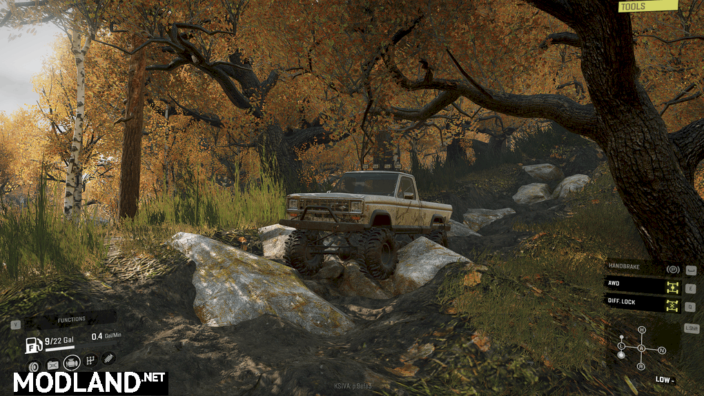 Somerset VT (western mass wheeling- map2) BETA v 1.0 Mod