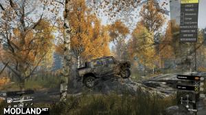Trailing map unfinshed 1.0 Mod