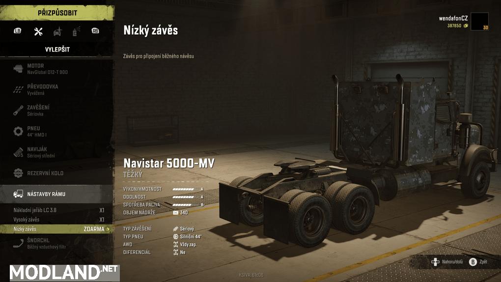 Navi5000MW 1.0 Mod