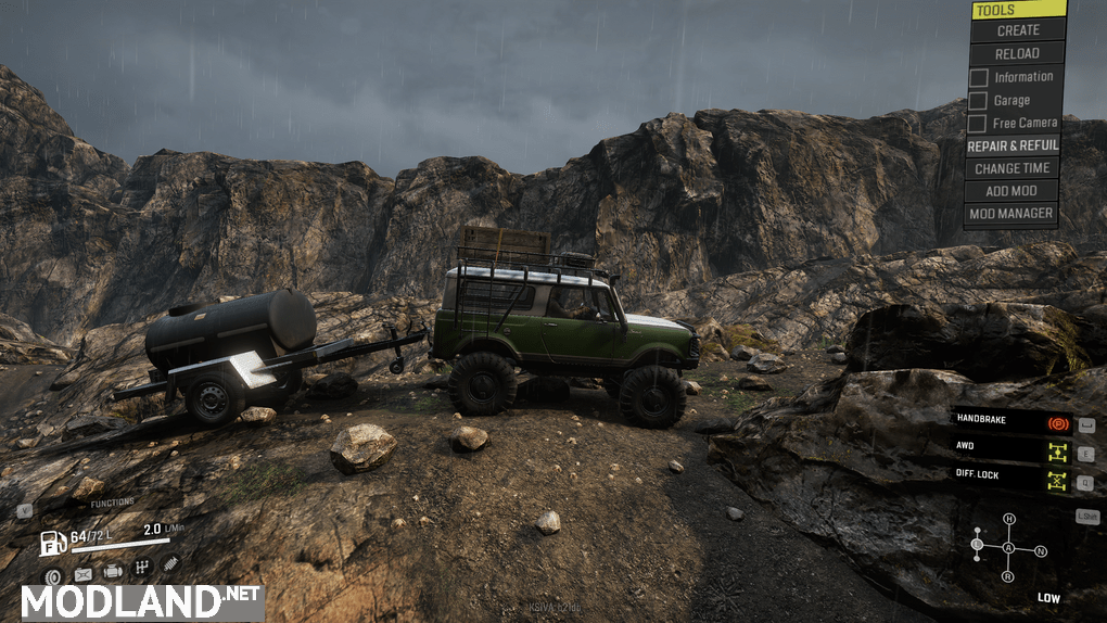 Tuned Scout Trailers 1.0 Mod