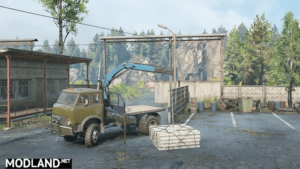 TruckLife Improvements 0.1.2 Mod