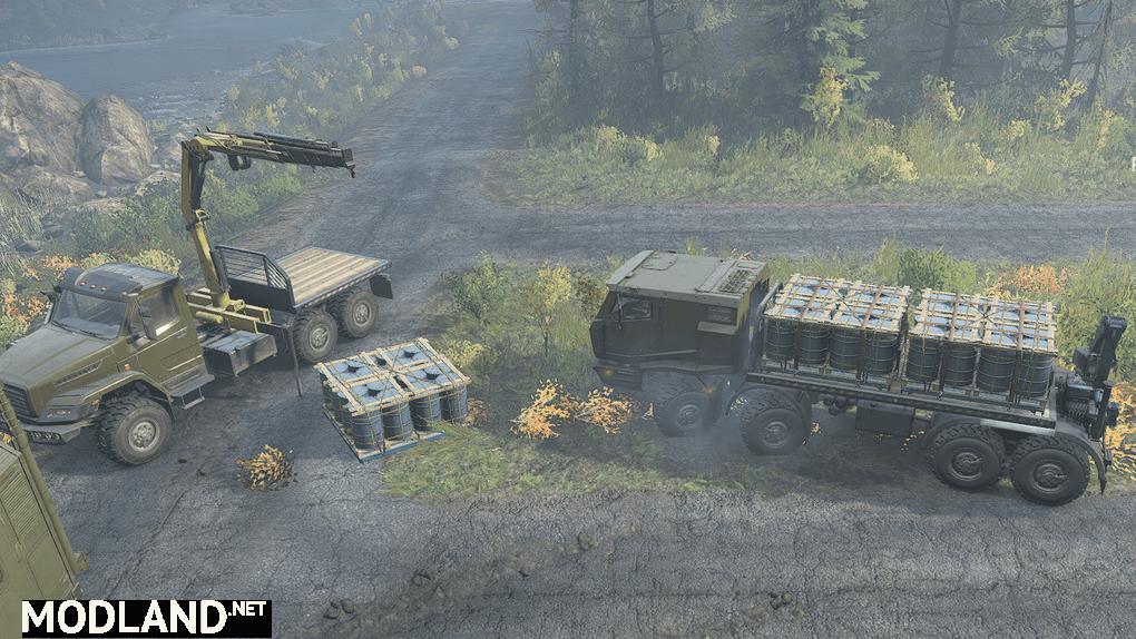 TruckLife Improvements 0.1.4 Mod