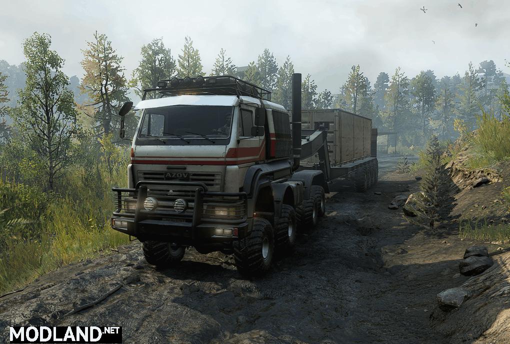 Azov 64131 Custom Offroad v1 Mod