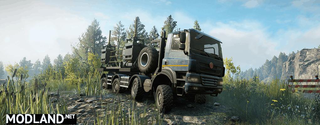 TATRA Truck Phoenix 8×8 1.0 Mod