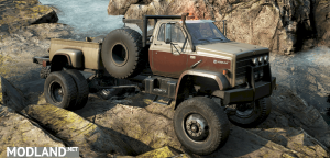 "Enhanced Chevy C70 Kodiak ""K70 SuperTruck"" M181 1.0.0 Mod"