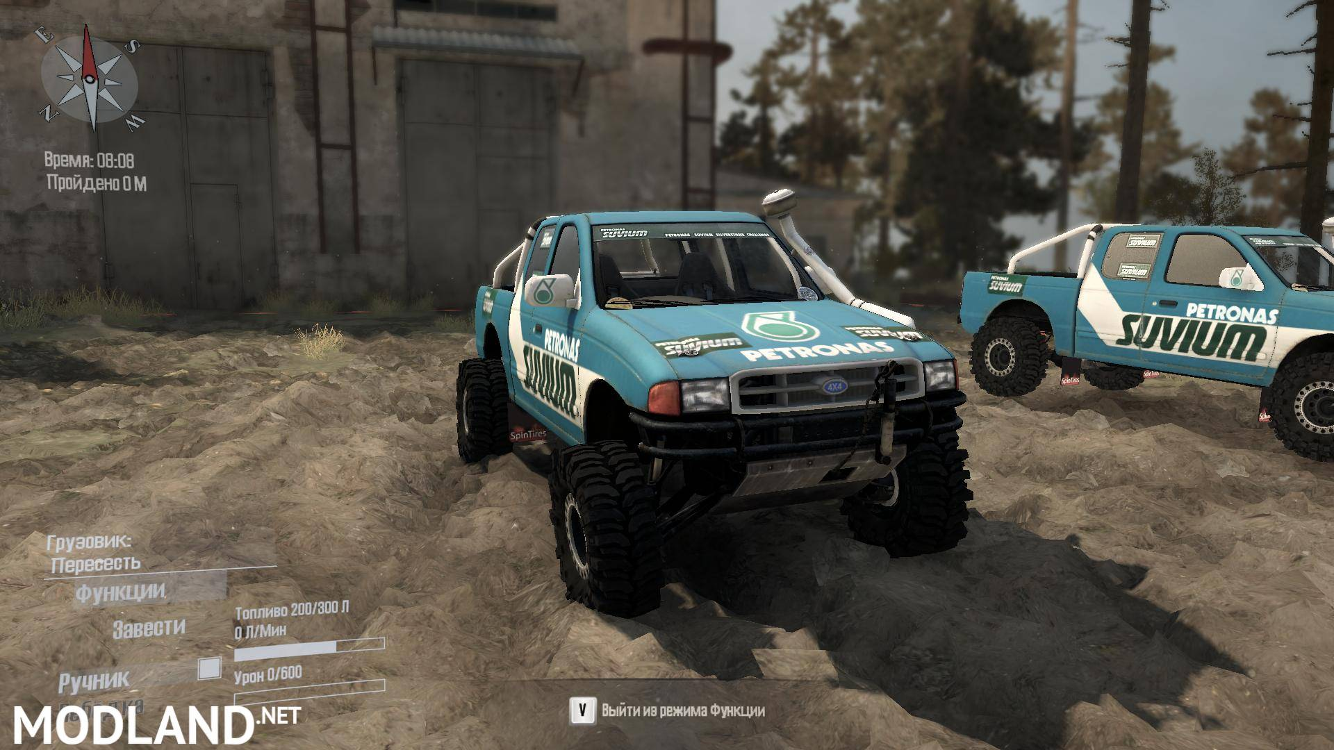 Mountain View Ford >> FORD 4X4 FOR SPINTIRES: MUDRUNNER