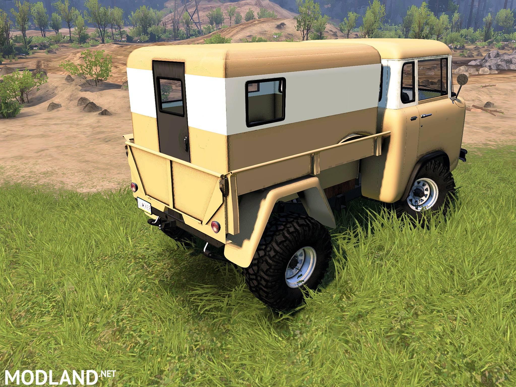 Jeep Fc 150 >> Jeep FC-150