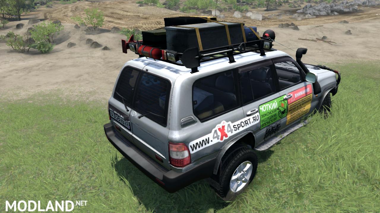 Toyota Land Cruiser 105 v 1.0 for (v03.03.16)