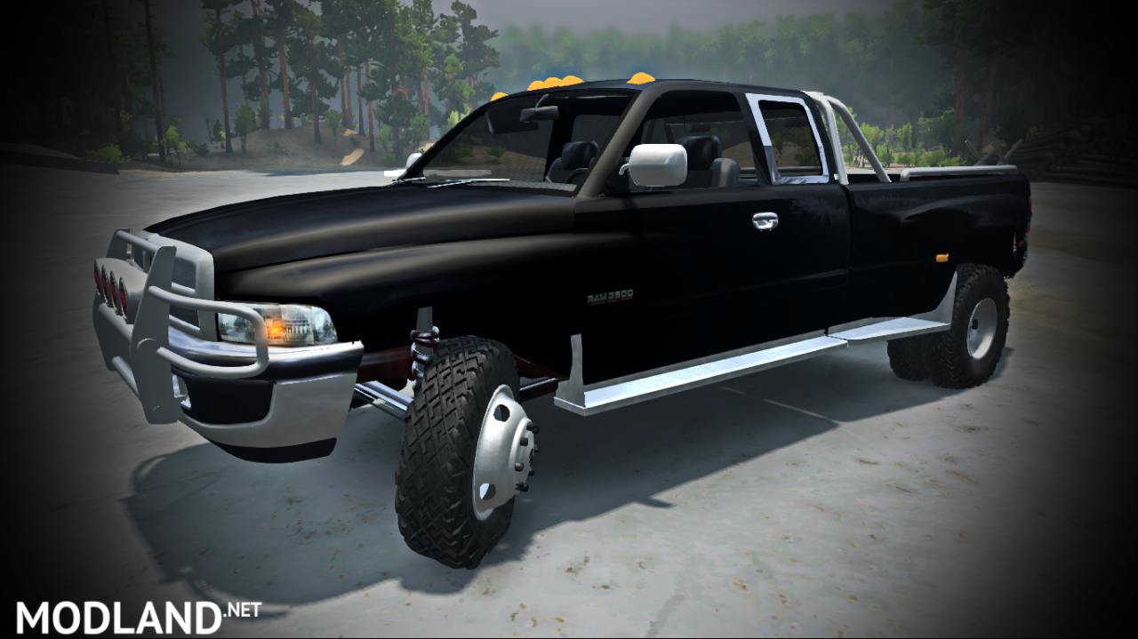 Dodge Ram 3500 Diesel v 01.04.18 for (v03.03.16)