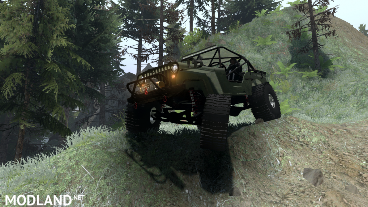 Jeep Willys v 1.0 for (v03.03.16)