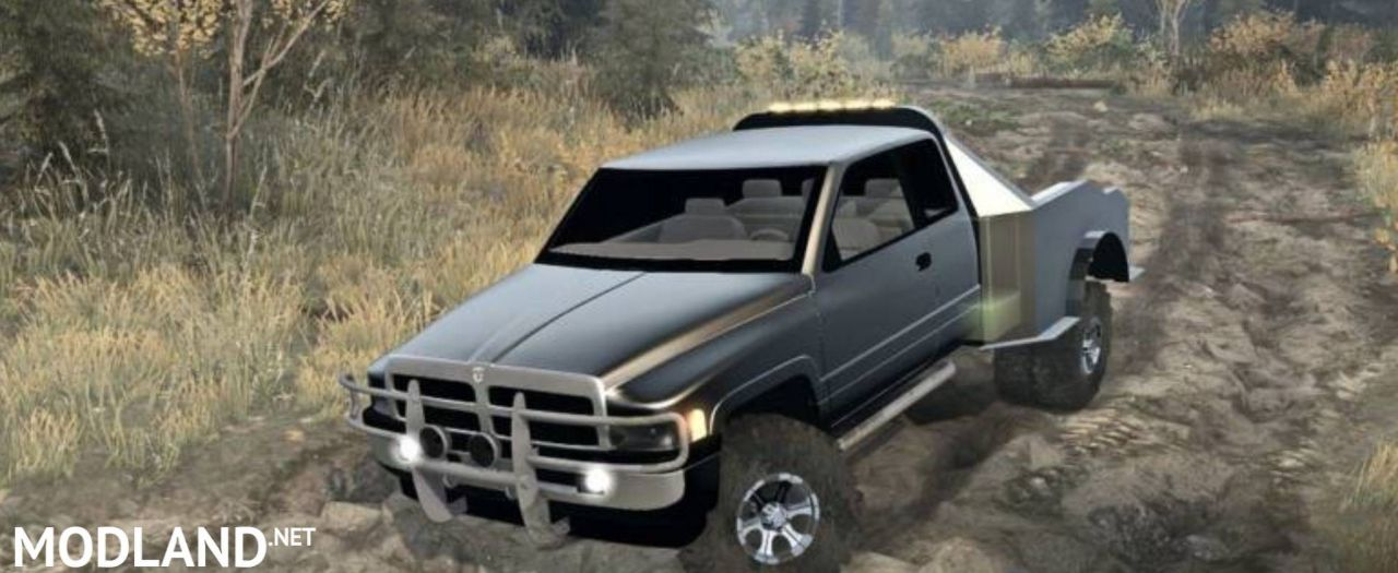Dodge Ram 3500HD 1996 - Spintires: MudRunner
