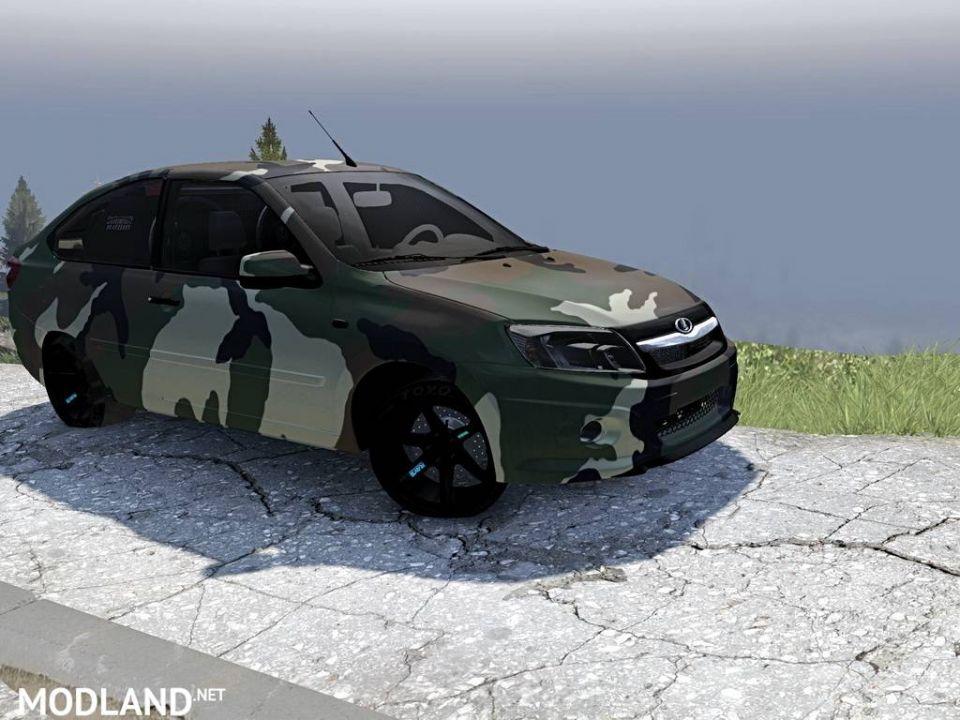 Lada Granta Liftback Coupe