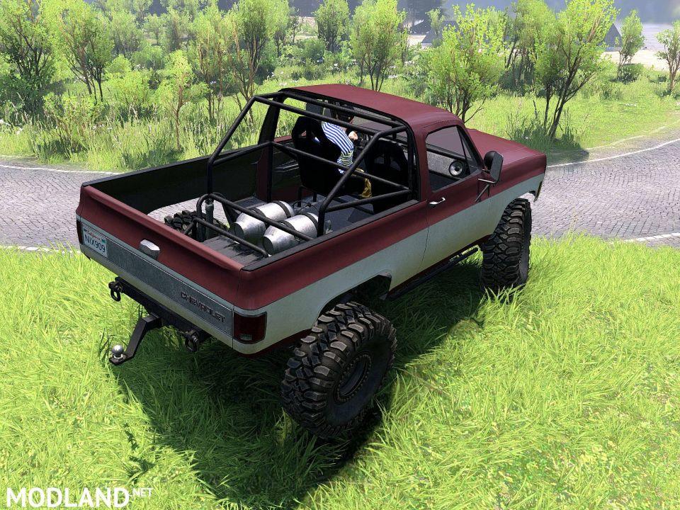 Chevy K5 Blazer version 16.06.17