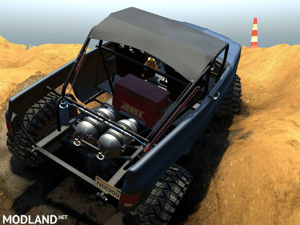Chevy K5 Crawler