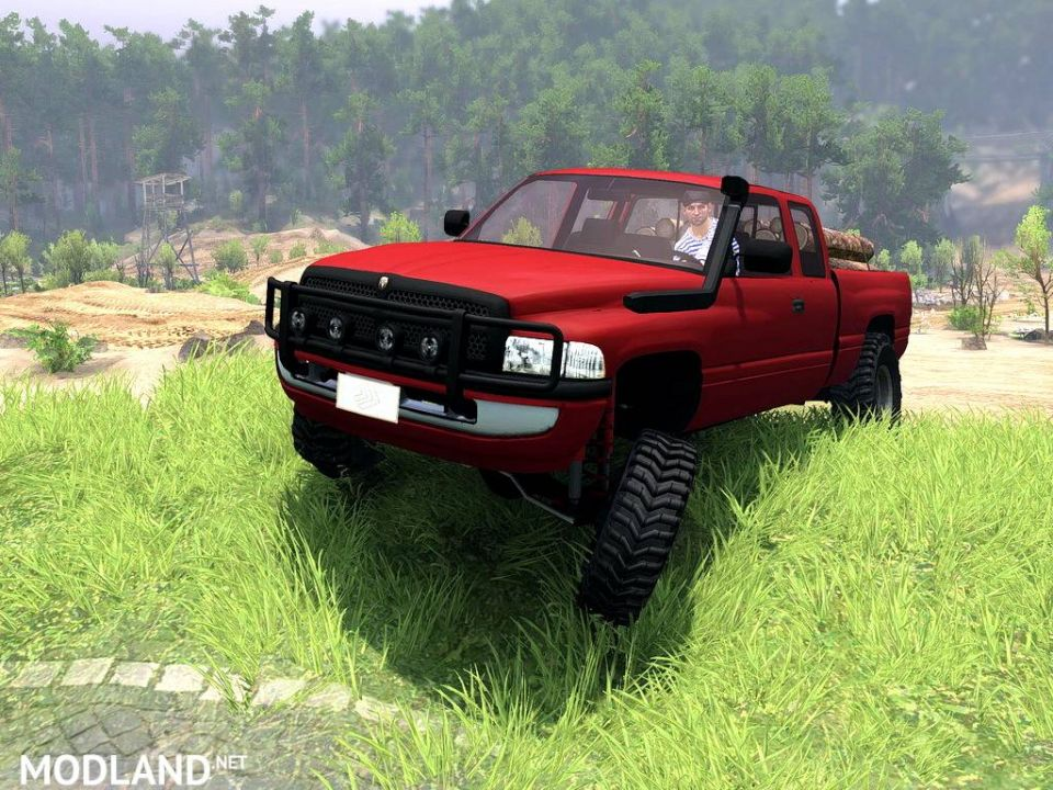 Dodge Ram 2500 Ext Cab 2000 version 17.07.17