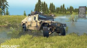 Hummer H1 Military, 2 photo