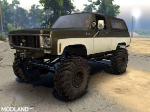 Chevy K5 Blazer, 2 photo