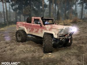 Jeep Truggy Pack version 0.1.3 (18.11.17) for Spintires: MudRunner (v07.11.17), 2 photo