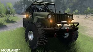 Jeep Willys v 1.0 for (v03.03.16), 3 photo