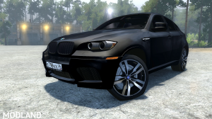 BMW X6M version of the 27.07.18 for (v03.03.16), 1 photo
