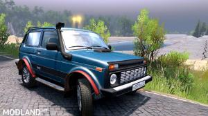 "Vaz-21213/21214 (Niva ""Urban"") version 09/09/17"
