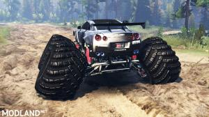 Nissan GT-R (R35) [monster truck], 2 photo