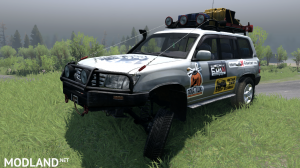 Toyota Land Cruiser 105 v 1.0 for (v03.03.16), 2 photo