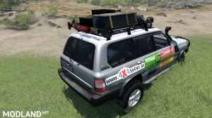 Toyota Land Cruiser 105 v 1.0 for (v03.03.16), 1 photo