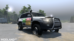 Toyota Land Cruiser 105 v 1.0 for (v03.03.16), 3 photo