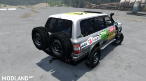 Toyota Land Cruiser 105 v 1.0 for (v03.03.16), 5 photo